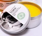 Idunn Naturals candle massage with beta-carotene 150 ml