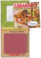 The Balm Cabana Boy roses / eyeshadow Baby Rose 8.5g