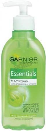 Garnier Essentials refreshing cleansing gel for normal to combination skin 200ml