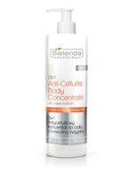 BIELENDA PROFESSIONAL 2 in 1 Anti - Cellulite Body Concentrate antycellulitowy koncentrat do ciala z forskolina indyjska 450ml