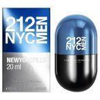 CAROLINA HERRERA 212 Men New York Pills EDT 20ml