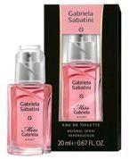 GABRIELA SABATINI Miss Gabriela Night EDT 20ml