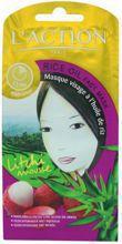 L'ACTION Rice Oil Mask maseczka do twarzy z olejkiem ryzowym 6g