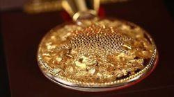 Ramon Molvizar Art&Gold Parfume Swarovski Edition Woman