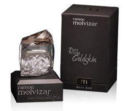 Ramon Molvizar Pure White Goldskin Unisex 75 ml