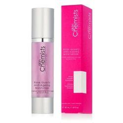 Skin Chemists Rose Quartz Anti-Ageing Moisturiser Przeciwzmarszczkowy krem z kwarcem różowym 50ml